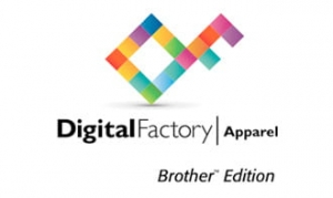 Digital Factory Apparel Brother Edition CMYK + White