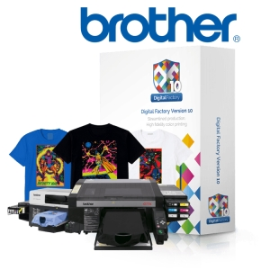 Digital Factory Apparel Brother Edition